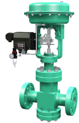 Minimum Flow Control Valve